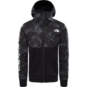 The North Face M's TNL Ovly Jacket TNF Black Tonal Camo Print/TNF Black